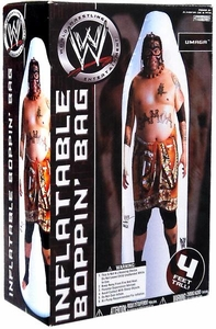 WWE Jakks Pacific Inflatable Boppin' Bag Umaga