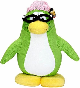 Disney Club Penguin 6.5 Inch Series 7 Plush Figure Aunt Arctic {Version 2} [Includes Coin with Code!]