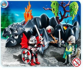 Playmobil Dragon Land Set #4147 Dragon Rock