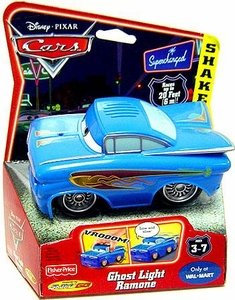 Disney / Pixar CARS Movie Shake n' Go Toy Exclusive Figure Ramone [Ghost Light]