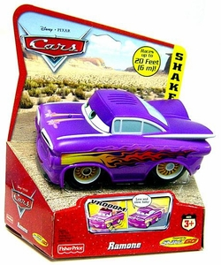 Disney / Pixar CARS Movie Shake n' Go Toy Figure Purple Ramone [Random Package]