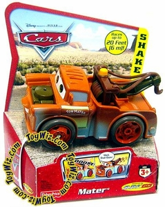 Disney / Pixar CARS Movie Shake n' Go Toy Figure Mater [Random Package]