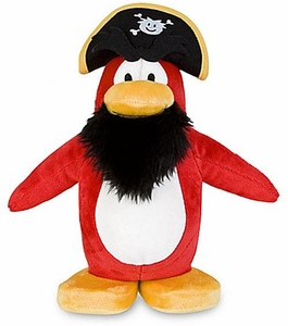 Disney Club Penguin Exclusive 9 Inch DELUXE Plush Figure Rockhopper [Includes Coin with Code!]