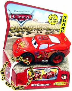 Disney / Pixar CARS Movie Shake n' Go Toy Figure Lightning McQueen [Random Package]