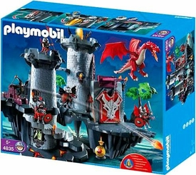 Playmobil Dragon Land Set #4835 Great Dragon Castle