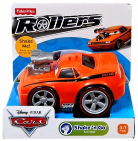 Disney / Pixar CARS Movie Shake n' Go Toy Figure Snot Rod [Repackage]