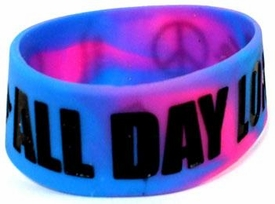 BAND2gether Bands Rubber Wristband Bracelet All Day Long