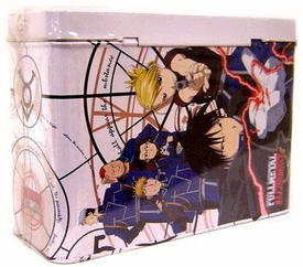 FullMetal Alchemist Collector's Edition Metal Box 2 with DVD 06: Captured Souls (UNCUT)