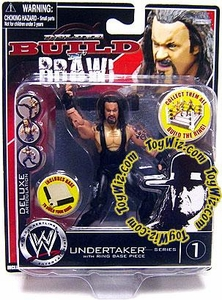WWE Wrestling Build N' Brawl Series 1 Mini 4 Inch Action Figure Undertaker