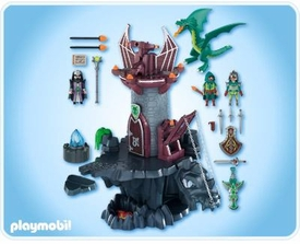 Playmobil Dragon Land Set #4836 Dragon's Dungeon