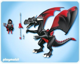 Playmobil Dragon Land Set #4838 Giant Dragon with LED-Fire