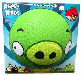 Angry Birds 8.5 Inch Rubber Playground Ball Pig