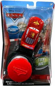 Disney / Pixar CARS Movie Bash 'N' Go Lightning McQueen