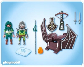 Playmobil Dragon Land Set #4840 Dragons Catapult