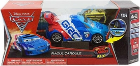 Disney / Pixar CARS 2 Movie Air Hogs R/C 1:24 Scale Moving Eyes Raoul Caroule