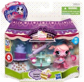 Littlest Pet Shop Sweetest Gourmet Goodies