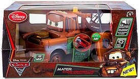 Disney / Pixar CARS 2 Movie Exclusive Radio Controlled R/C Mater [49 MHZ]
