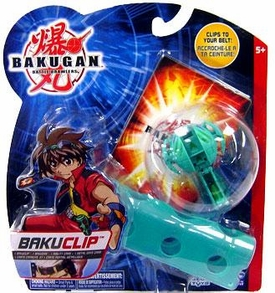 Bakugan B2 Bigger Brawlers Green Bakugan Clip [Random Bakugan Figure]