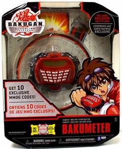 Bakugan BakuMeter [10 Exclusive MMOG Codes!]