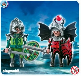 Playmobil Dragon Land Set #4912 Dragon Knights Duel
