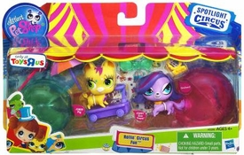 Littlest Pet Shop Exclusive 2-Pack Rollin' Circus Fun [Pig & Zoe Trent]