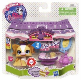 Littlest Pet Shop Sweetest Treats & Tea Shop