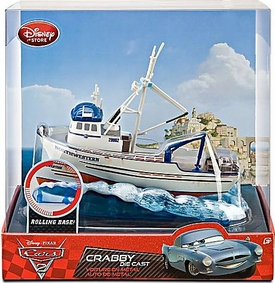 Disney / Pixar CARS 2 Movie Exclusive Deluxe Die Cast Figure Crabby