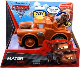 Disney / Pixar CARS 2 Movie Flashlight with Sounds Mater Light