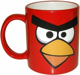 Angry Birds Ceramic Mug Red Bird