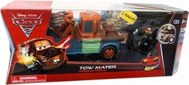 Disney / Pixar CARS 2 Movie Air Hogs R/C 1:16 Scale Tow Mater [Missile Firing]