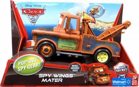 Disney / Pixar CARS 2 Movie Exclusive Spy Wings Mater