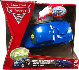 Disney / Pixar CARS 2 Movie Spy Shifters Rod Torque Redline
