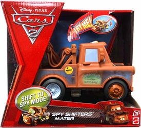Disney / Pixar CARS 2 Movie Spy Shifters Mater