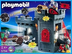 Playmobil Dragon Land Set #5794 Knights Dungeon