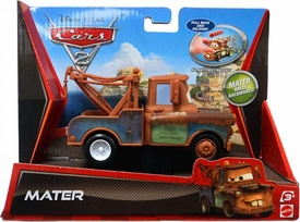 Disney / Pixar CARS 2 Movie Pull Back Racer Mater
