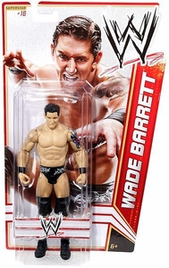 Mattel WWE Wrestling Basic Series 15 Action Figure #16 Wade Barrett BLOWOUT SALE!