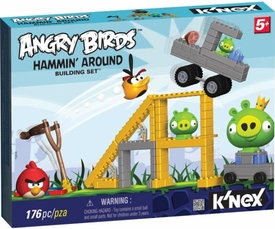 Angry Birds K'NEX Set #72614 Hammin' Around