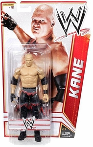 Mattel WWE Wrestling Basic Series 15 Action Figure #18 Kane BLOWOUT SALE!