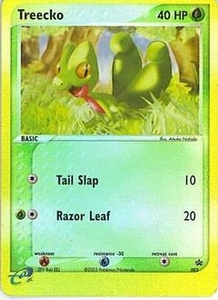 Pokemon Card Game Old Nintendo Promos Single Card Promo #3 Treecko