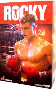 Rocky Hot Toys12 Inch Deluxe Action Figure Ivan Drago