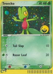 Pokemon Card Game Old Nintendo Promos Single Card Promo #7 Treecko