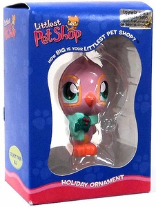Littlest Pet Shop Holiday Ornament Birdie