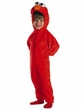 Sesame Street #6592 Giggling Elmo Deluxe 2-Sided Plush Costume (Infant 12-18M)