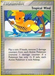 Pokemon Card Game Old Nintendo Promos Single Card Promo #26 Tropical Wind