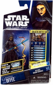 Star Wars 2011 Clone Wars Action Figure CW No. 50 Barriss Offee