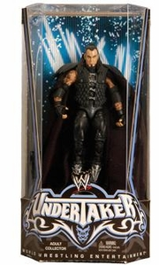 Mattel WWE Wrestling Hell In A Cell 2010 SDCC San Diego Comic Con Exclusive Action Figure Undertaker