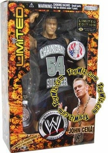 WWE Jakks Pacific Wrestling Exclusive Action Figure John Cena