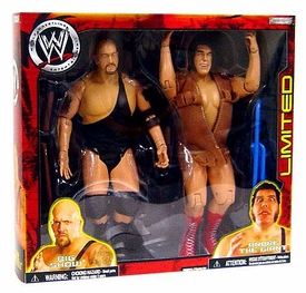 WWE Wrestling Exclusive Action Figure 2-Pack Andre the Giant & Big Show