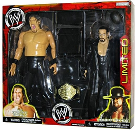 WWE Wrestling Exclusive Limited Edition Action Figure 2-Pack Undertaker & Khali