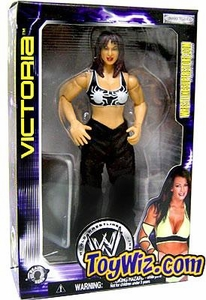 WWE Main Event Exclusive Action Figure Victoria Only 3,000 Made!